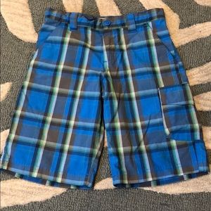 Boys Columbia Omni Shade Shorts size xs (6/7)